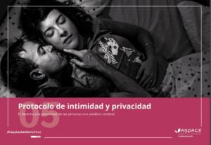 Protocolo Privacidad e Intimidad con ASPACE