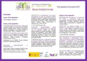Presentación Manual de Buenas Prácticas en Sexualidad y Enfermedades Raras- CREER-FEDER