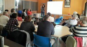 III Encuentro de Socios y Amigos de ASEXVE- Asturias 2017