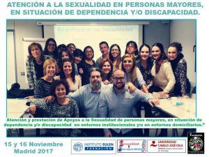 Sexualidad y Mayores - Curso de Formación. Grupo EULEN