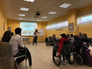 I Encuentro de Adultos con Osteogénesis Imperfecta. Fundación Huesos de Cristal de España- AHUCE