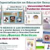 """Formación """"Sexualidades y Diversidades"""". Diploma Especialización Educación Sexual- Universidad Pública de Navarra"""