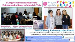 I Congreso Internacional sobre Enfermedades Raras y Calidad de Vida- Islas Baleares