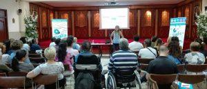 """Jornadas """"Sexualidades, Discapacidades y Diversidades. Un viaje al plural"""".  Utrera (Sevilla)"""