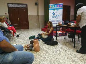 I Jornadas Sexualidades, Discapacidades y Diversidades- APDIS (Utrera- Sevilla)