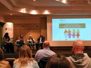 Jornada Plena Inclusión- Derecho a la Sexualidad de las Personas con Discapacidad Intelectual o del Desarrollo
