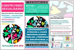 ¡¡ACTUALIDAD!! Proyecto Construyendo Sexualidades (Tenerife)