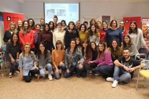 """""""Sexualidad y Personas con Parálisis Cerebral"""" - ASPACE Rioja"""