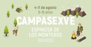XVII Campamento de ASEXVE 2019- Asociación de Extrofia Vesical , Cloacal y Epispadias