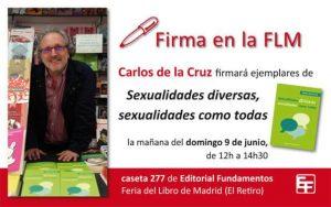 """Libro """"Sexualidades diversas, Sexualidades como todas"""" - Feria del Libro de Madrid"""