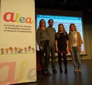 El papel de las Familias en la Educación Afectivo- Sexual de hijos e hijas - Asociación ALEA (Burgos)