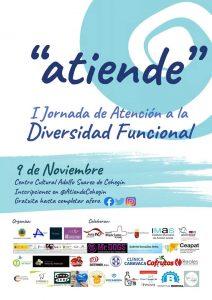 I Jornadas de Atención a Personas con Diversidad Funcional - ATIENDE (MURCIA)