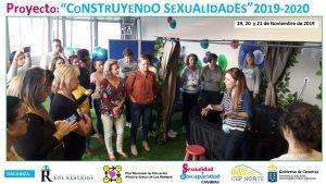 Sala Estimulación Multisensorial - Proyecto Construyendo Sexualidades 2019/2020