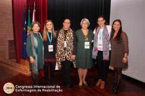 Congreso Internacional de Enfermería de Rehabilitación - Aveiro (Portugal)