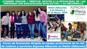 Profesionales ASPRONA Albacete