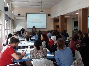 Educación Afectivo-Sexual y Profesionales Educativos de personas con Discapacidad - CEP Jaén