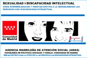 Programa Formativo: Cómo Atender, Educar y Prestar Apoyos a las personas con Discapacidad Intelectual. COMUNIDAD DE MADRID