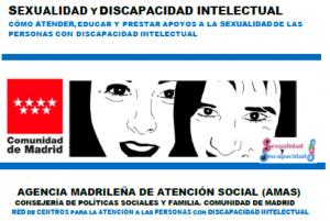 Cursos de Formación: Sexualidad y Personas con Discapacidad Intelectual - Agencia Madrileña de Atención Social(AMAS) - CADP MIRASIERRA
