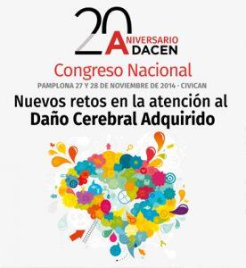 Programa definitivo Congreso Nacional Daño Cerebral Adquirido 2014