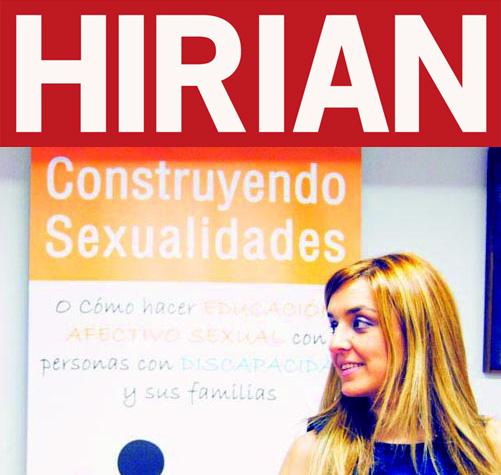 Entrevista en la Revista Hirian