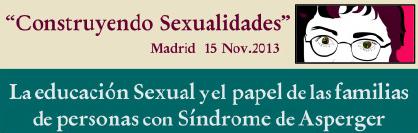 I Jornada de formación a familias de personas con Asperger - Madrid