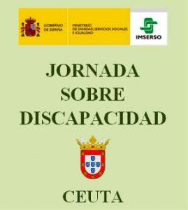 III Jornadas sobre Discapacidad- Ceuta- IMSERSO