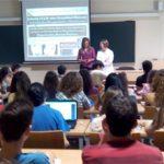 """Jornada sobre Sexualidad Humana. """"Sexualidades, discapacidades y diversidades"""" en la UCLM -Universidad Castilla la Mancha. Facultad Ciencias de la Salud. Facultad de Fisioterapia"""