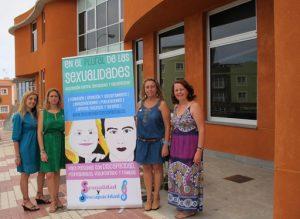 """Presentación del proyecto """"Construyendo Sexualidades"""""""