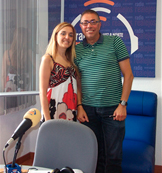 Campaña de presencia social. Entrevista Radio Realejos