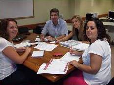 Reuniones de Seguimiento Proyecto Obra Social CAIXA