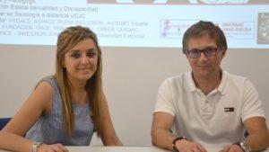 """Artículo prensa """"Sexualidad y Daño cerebral Adquirido"""" . Pamplona Actual"""
