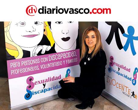 Diario Vasco. El modelo estrecho de sexualidad no solo deja fuera a las personas con discapacidad