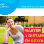 Máster de Sexología a distancia IUNIVES-UCJC. Abierta matrícula 2016/2017