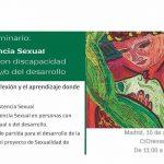 Seminario: Asistencia Sexual y Personas con Discapacidad Intelectual y/o del Desarrollo.