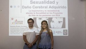 """Artículo Prensa: """"Sexualidad y Daño Cerebral Adquirido"""". Noticias de Navarra"""